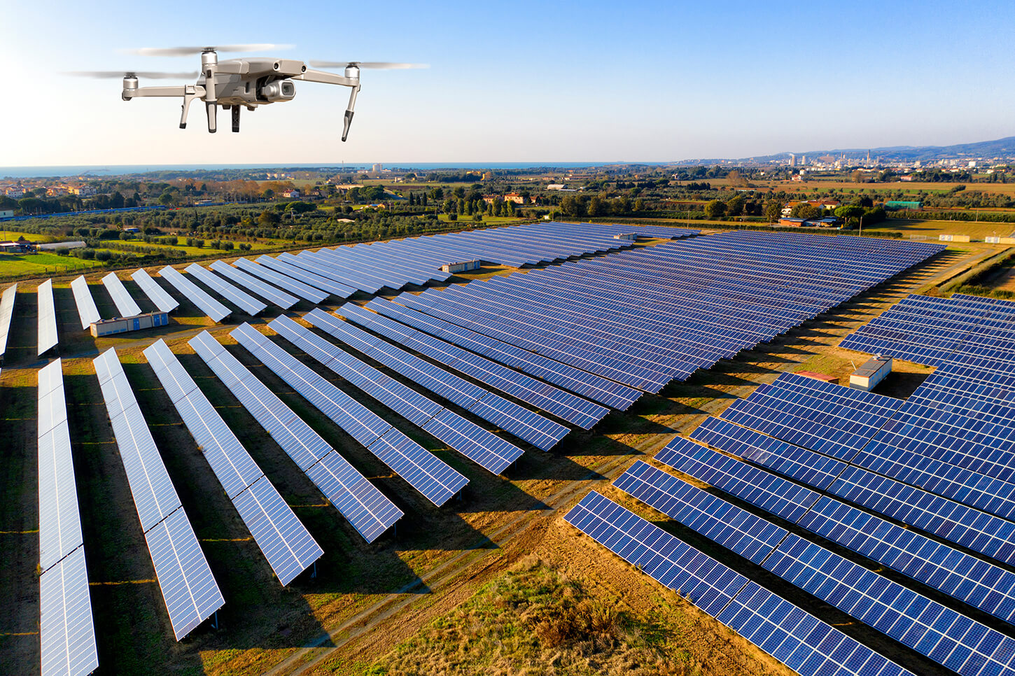 Top 10 Drone Data Applications in Solar PV